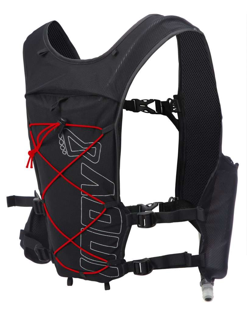 race ultra vest, as used by Gediminas Grinius when finishing 5th in the 2014 UTMB