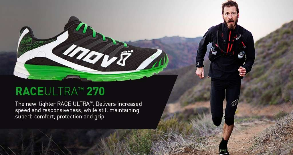 73958335 'Comfortable and durable enough to sustain high-mileage training' Gear  Institute 'Have a wider foot? The inov-8 Race Ultra 270 could be your next  favorite ...