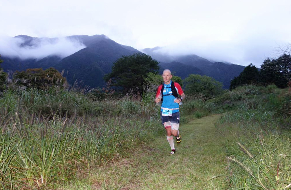 Gediminas Grinius. UTMF 2015. inov-8. Photo by iRunFar