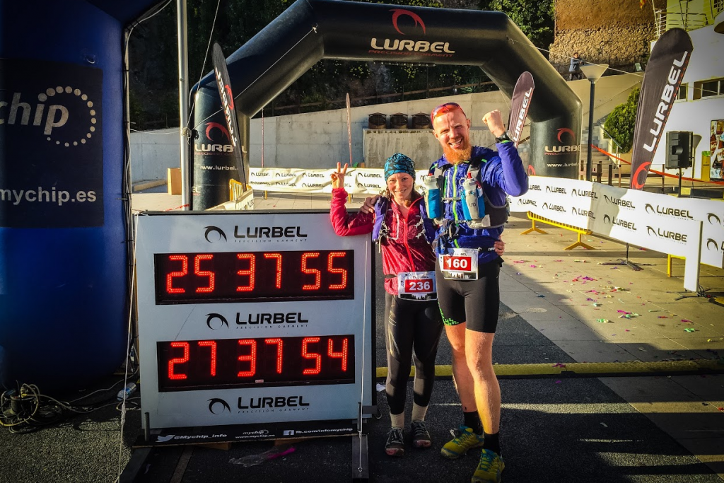 Stronger Together. How Love Conquered Trail Running Fears 2. inov-8.com
