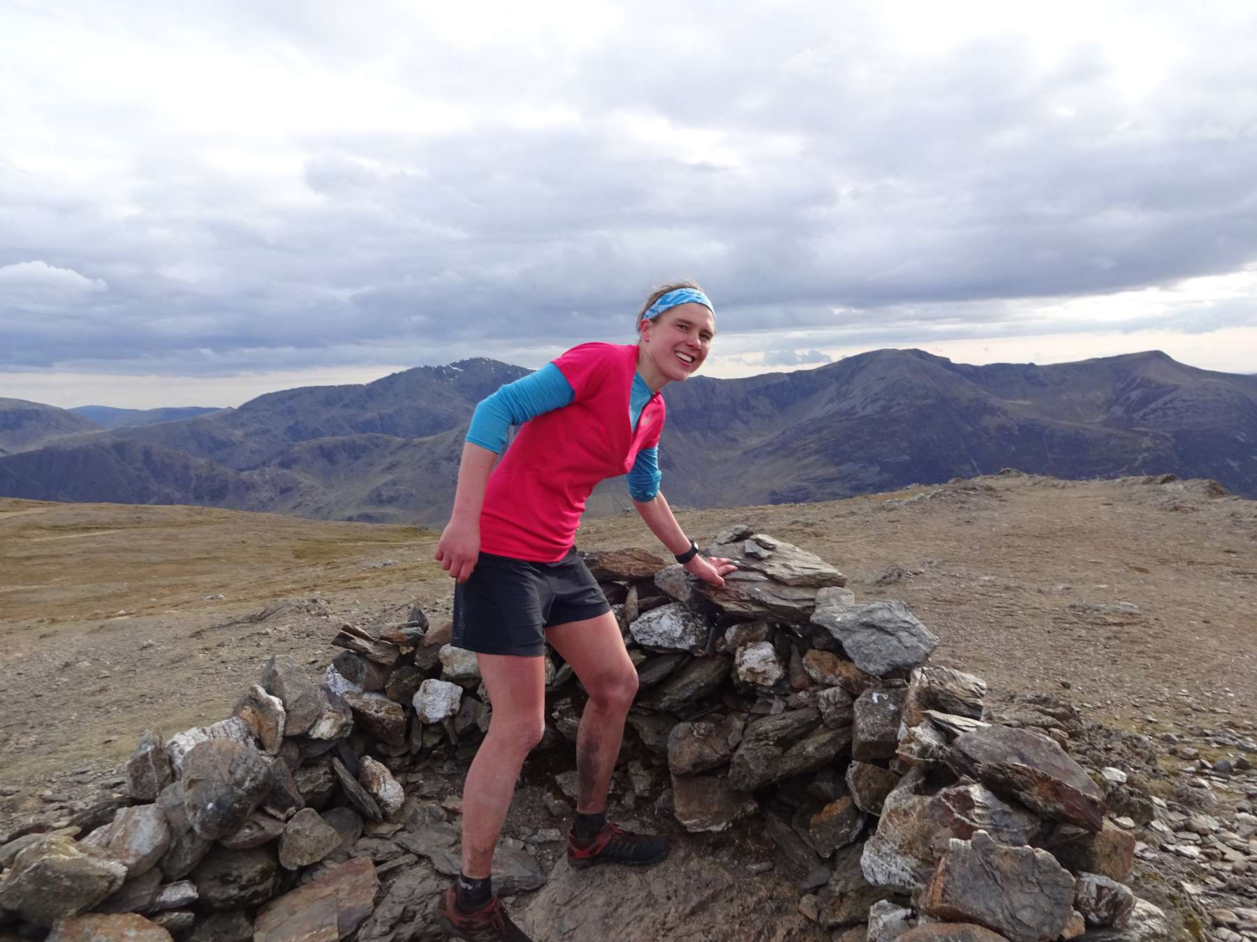 Jasmin Paris inov-8 blog Bob Graham Round record 2016 (2)
