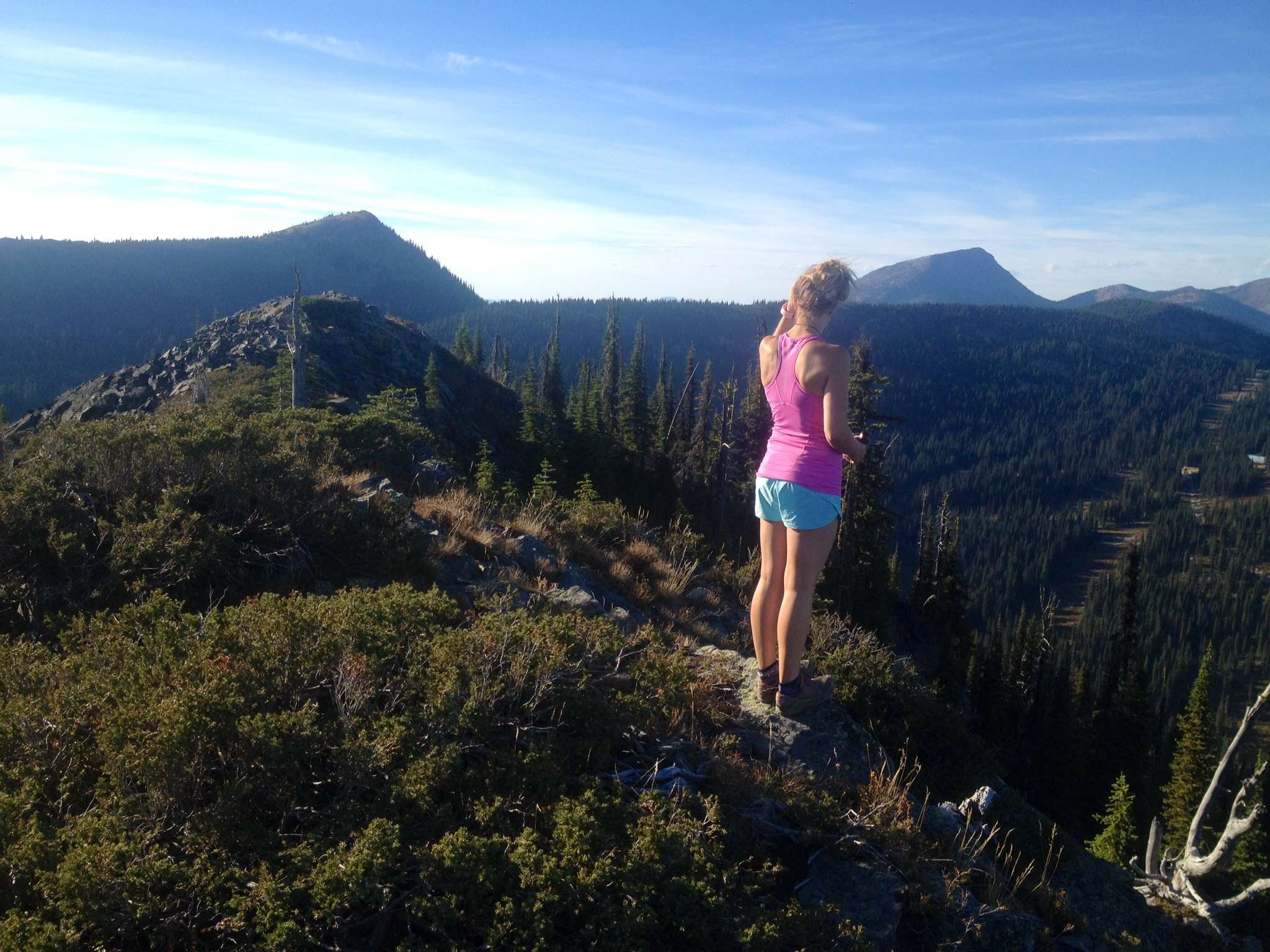 inov-8 blog world's best trails. Canada. Mike Hopkins