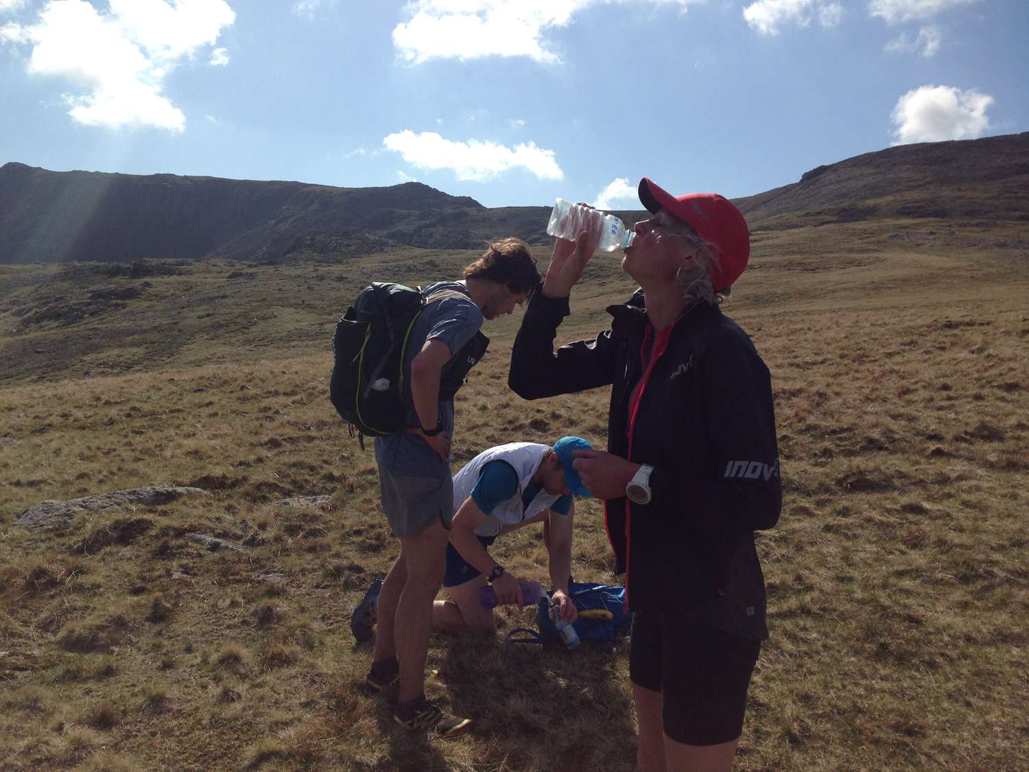 Nicky Spinks inov-8 blog - how to run further than you thought possible