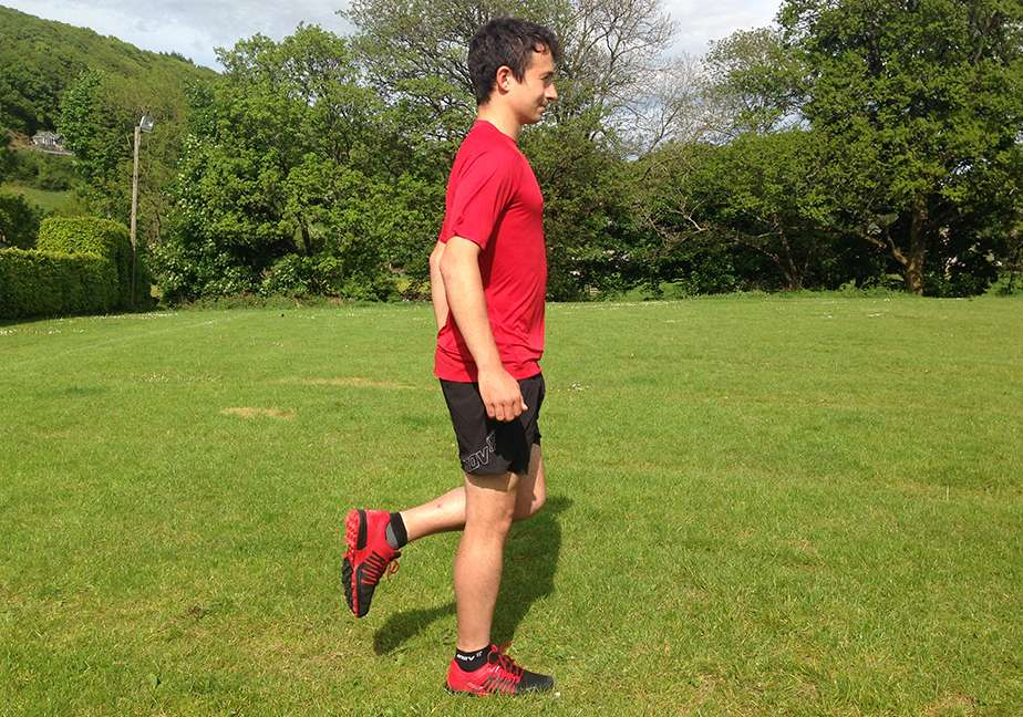 Six Strength Moves To Prevent Running Injuries - inov-8 blog post May 2017
