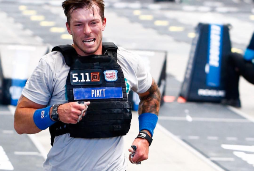 Wes Piatt fuel like a Regionals athlete inov-8 blog post