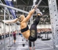 Dani Speegle competes at Strength and Depth UK 2019