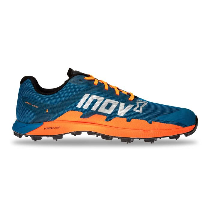 Blue Womens Inov8 Oroc 280 V3 Womens Trail Running Shoes