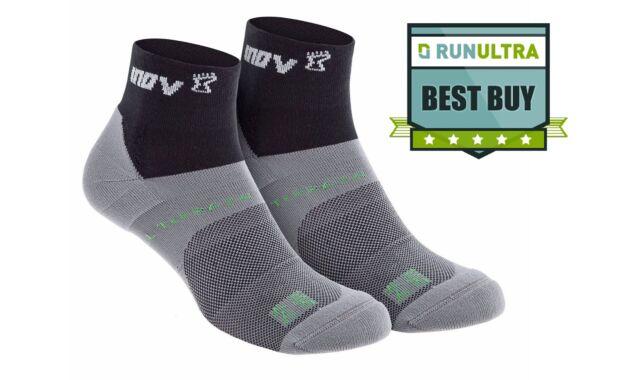 inov-8 All Terrain Sock Mid - top view