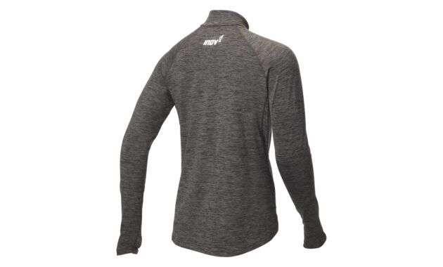 Long Sleeve Half Zipped Mid Layer Men's