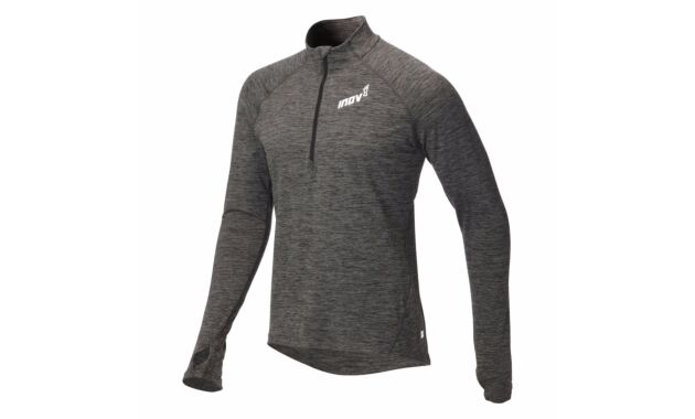 inov-8 Long Sleeve Half Zipped Mid Layer Men's - sideview