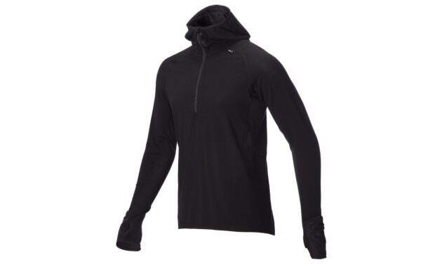 inov-8 Long Sleeve Zipped Merino Mid Layer Women's - top view