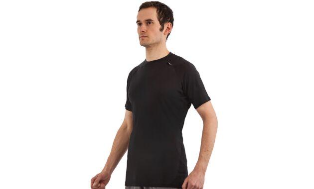 Merino Short Sleeve Base Layer Men's
