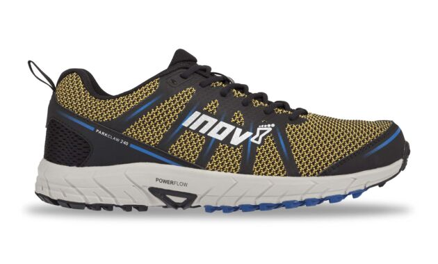 inov-8 Parkclaw 240 knit men's - angle view