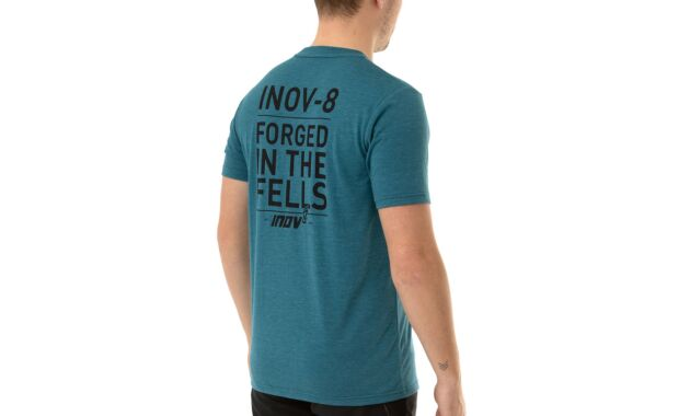 Tri Blend Tee 'Forged' Men's