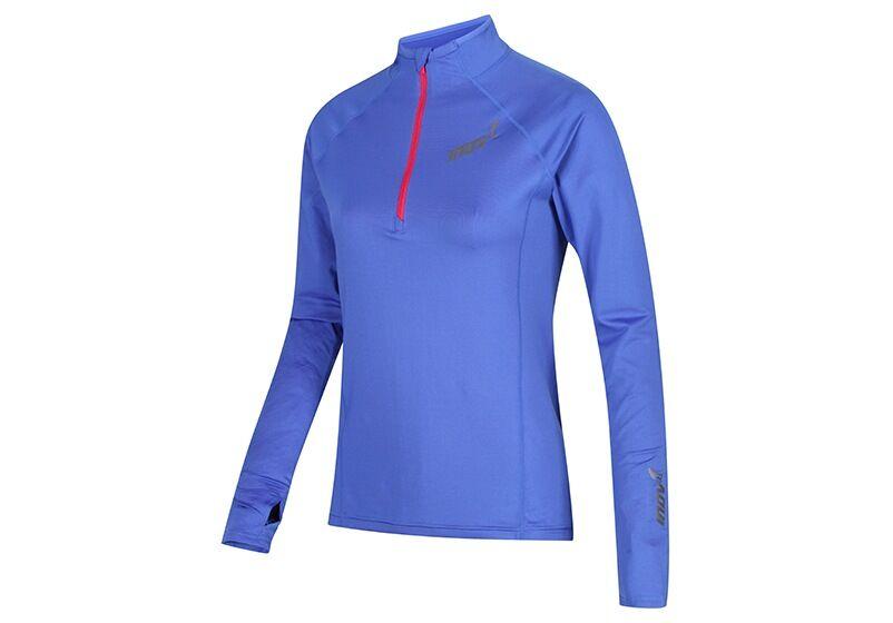 Long Sleeve Half Zip Mid Layer Women's