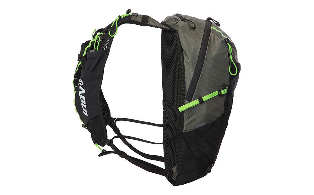 Black Sports Running Breathable Inov8 Unisex Adventure Lite 15 Backpack
