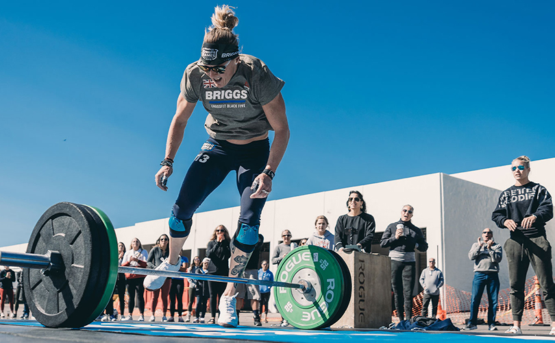CrossFit Games 2020 Round Up