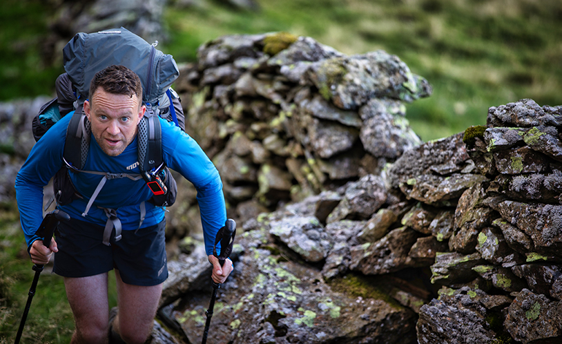 James Forrest - solo Wainwrights