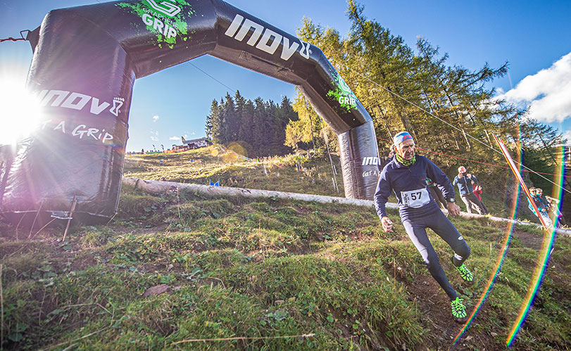 The inov-8 Descent Race
