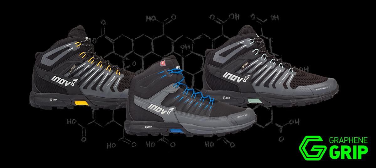 Graphene sports footwear revolution