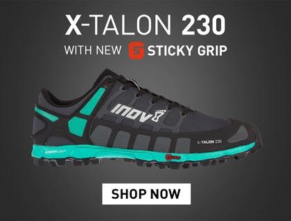 X-TALON 230 GREY