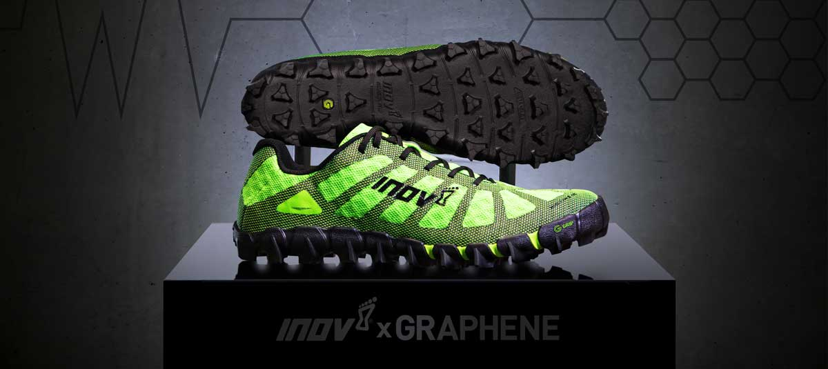 Graphene sports footwear revolution